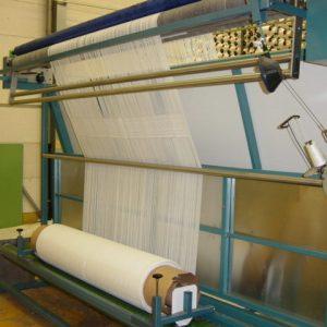 Twistex Herzog inspection machine WSLRM