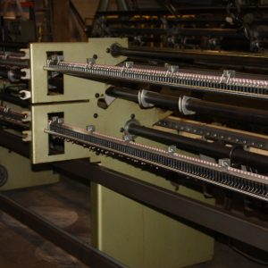 Twistex Karl Mayer warper HDSM2-130 W8_3