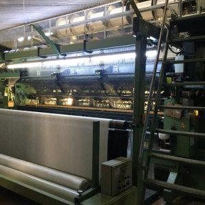 Twistex Karl Mayer RJWB3/2F lace machines R11/1
