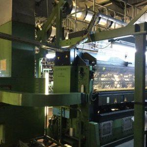 Twistex Karl Mayer RJWB4/2F lace machine R11/2