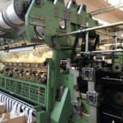 R50/2 Twistex Karl Mayer double needle bar machine HDR12(20)EEC