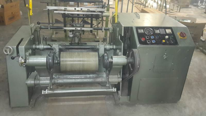 Twistex Liba 23A warper W7/2