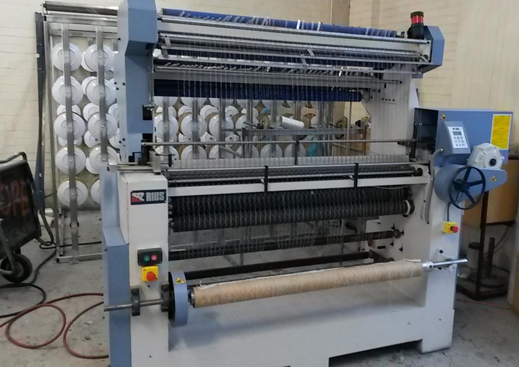 M19/1 Twistex Rius bag 120 bale net machine