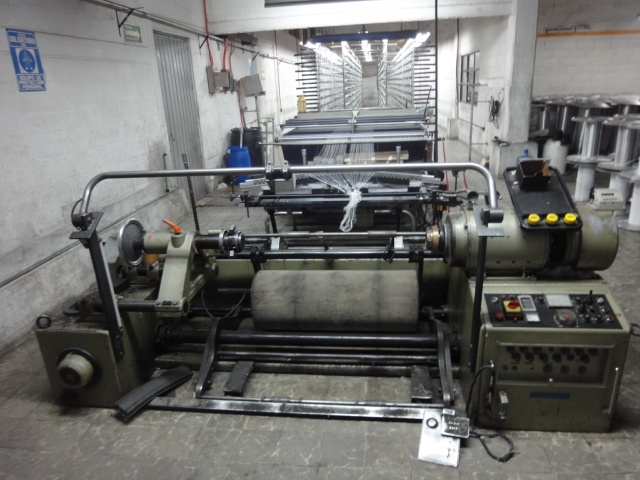 Twistex Karl Mayer DS50/30 warper W8/5