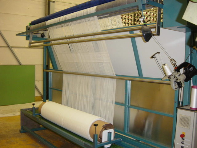 Twistex Herzog inspection machine WSLRM