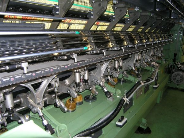 Twistex Karl Mayer MRSEJF53/1/24 lace machine R14/1