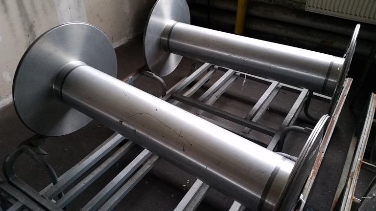 B2/2 Twistex Alucolor beams 42x21
