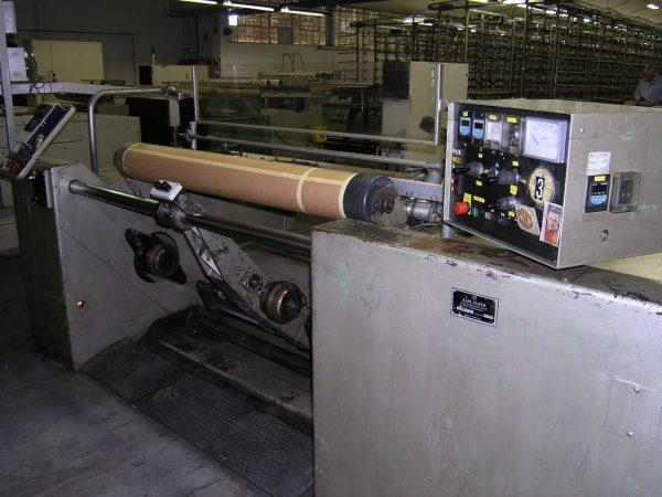 Twistex Karl Mayer DS50/32 warper W9/3