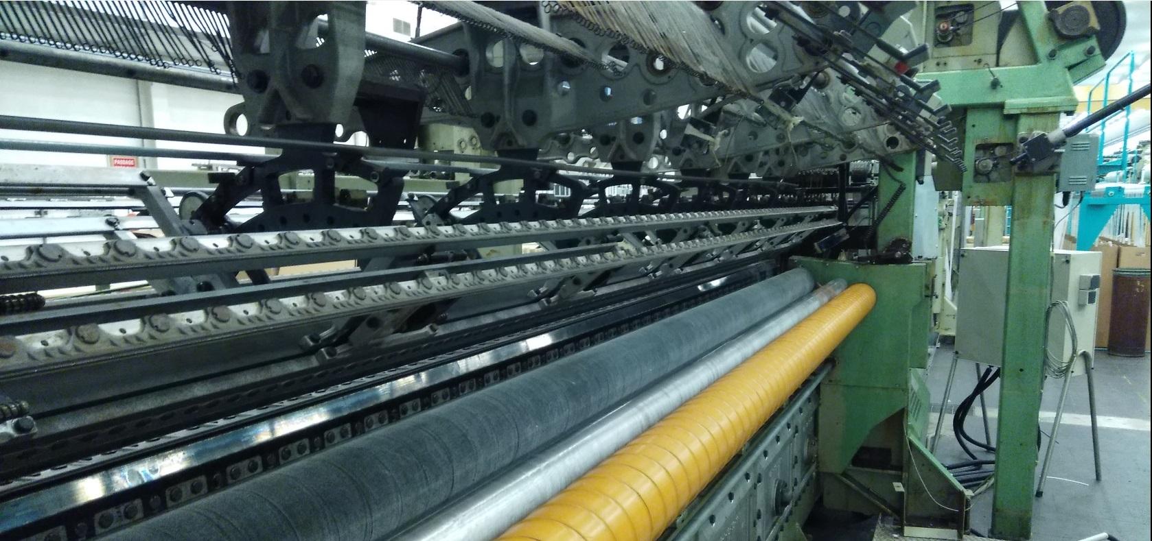 R20/3 Twistex Karl Mayer lace machine MRES16EH