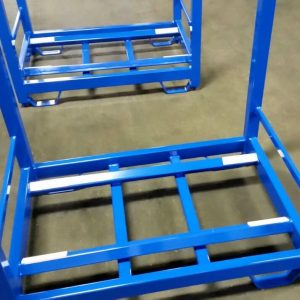 B6/1 Twistex new metallic racks for beams
