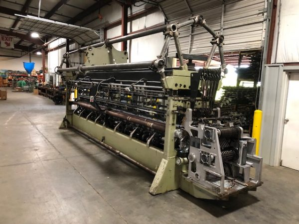 R35/2 Twistex Karl Mayer raschel multipurpose machine RM9G-EV