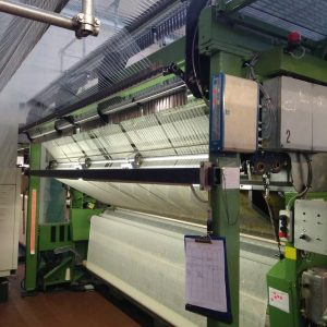 R1/1 Twistex Karl Mayer raschel jacquard machine RJSG5F-NE