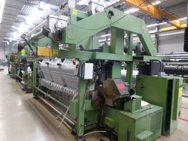 R15/2 Twistex Karl Mayer lace machine RSJ4/1