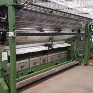 R3/1 Twistex Karl Mayer raschel jacquard machine RJSC4F-NE