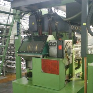 R4/8 Twistex Karl Mayer raschel jacquard machine RJPC4F-NE