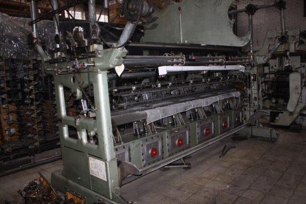 R32/1 Twistex Karl Mayer multipurpose machine RM12G-EV