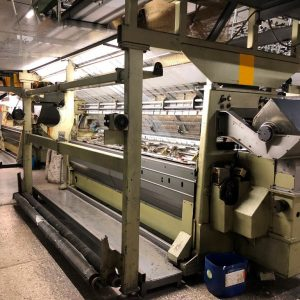 R46/1 Twistex Nippon Mayer double needle bar raschel machines HDRJ5/2PLM