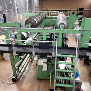 R9/1 Twistex Nippon Mayer lace machine RSJ5/1