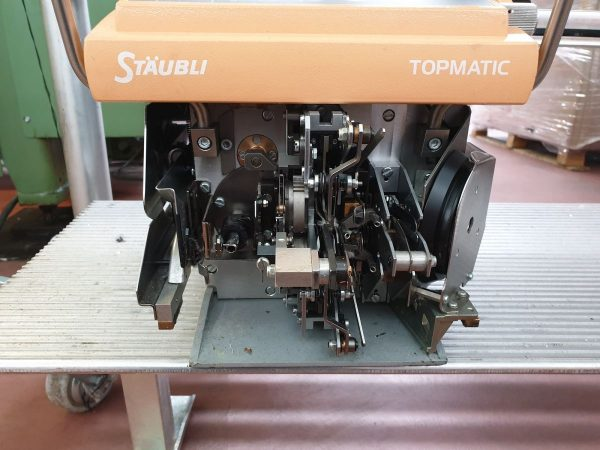 M9/1 Staubli tying machine TPM-301 PC