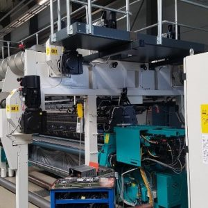 R6/3 Twistex Karl Mayer elastic raschel machine RSE6EL