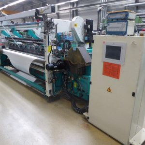 K6/1 Twistex Karl Mayer tricot machine HKS2-3