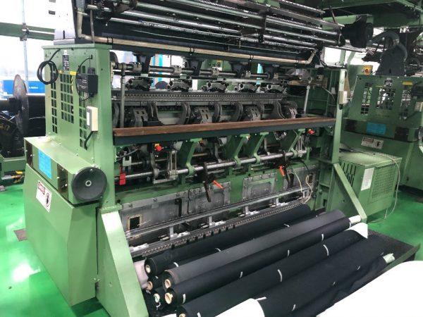 R52/1 Twistex Karl Mayer double needle bar machines RD6DPLM12-3