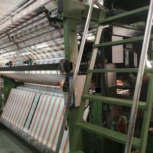 R2/1 Twistex Karl Mayer raschel jacquard machine RJPC4F-NE