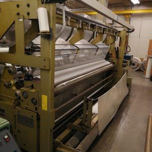 K4/4 Twistex Karl Mayer tricot machine HKS2-3