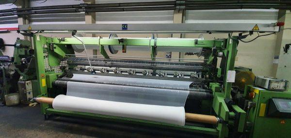 K4/1 Twistex Karl Mayer tricot machine HKS2-3 EBA-1