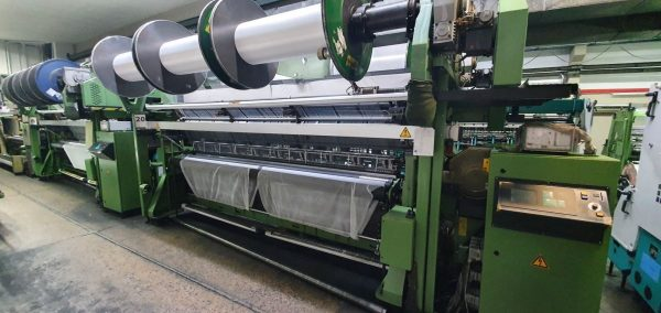 R30/1 Twistex Karl Mayer mutlipurpose machine RS4N-4