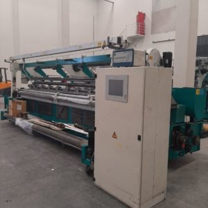 K6/2 Twistex Karl Mayer tricot machine HKS2-3