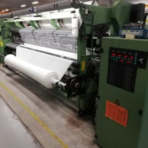 K7/1 Twistex Karl Mayer tricot machine HKS2