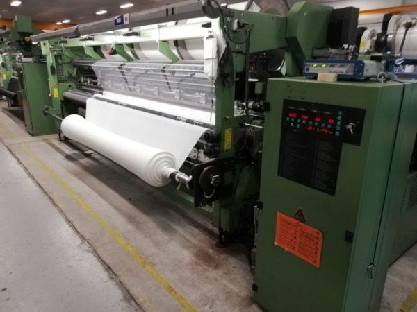 K7/1 Twistex Karl Mayer tricot machine HKS2