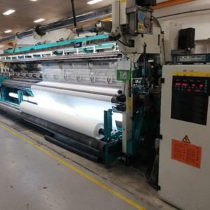 K9/2 Twistex Karl Mayer tricot machine HKS3M