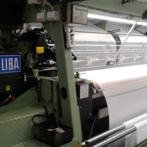 K4/3 Twistex Liba tricot machine COP2K+E