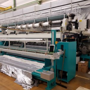 R22/1 Twistex Karl Mayer weft insertion machine RS3MSUS